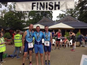 New Forest Middle Distance Triathlon 2014