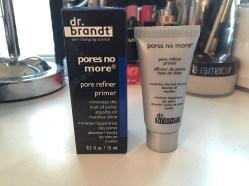 Dr.Brant's Pores No More primer