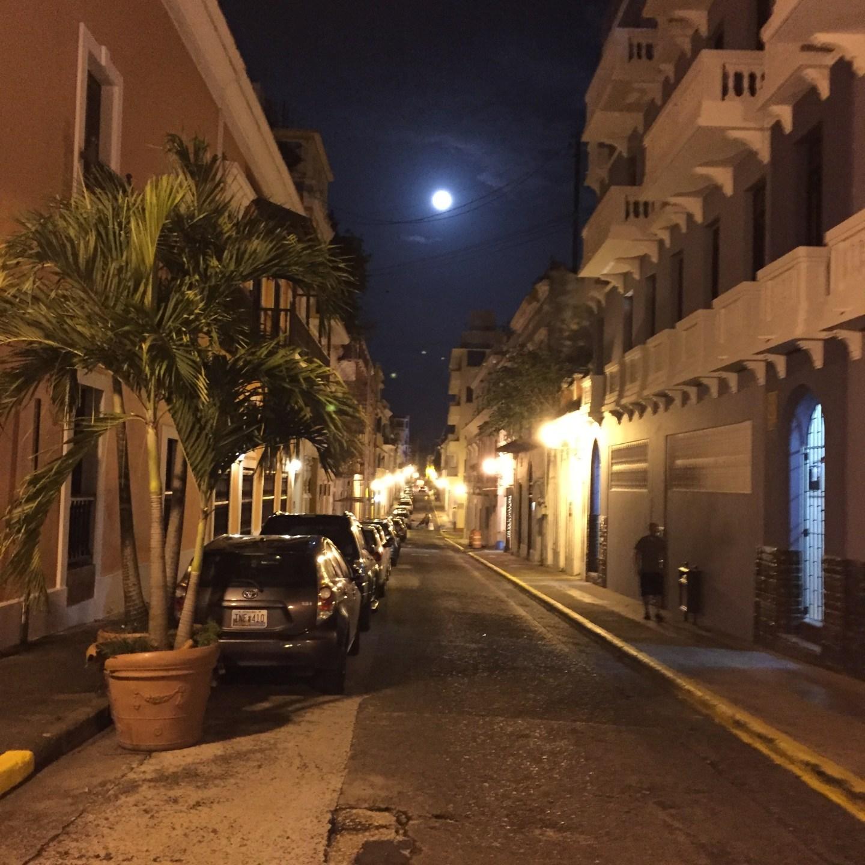 San Juan old town
