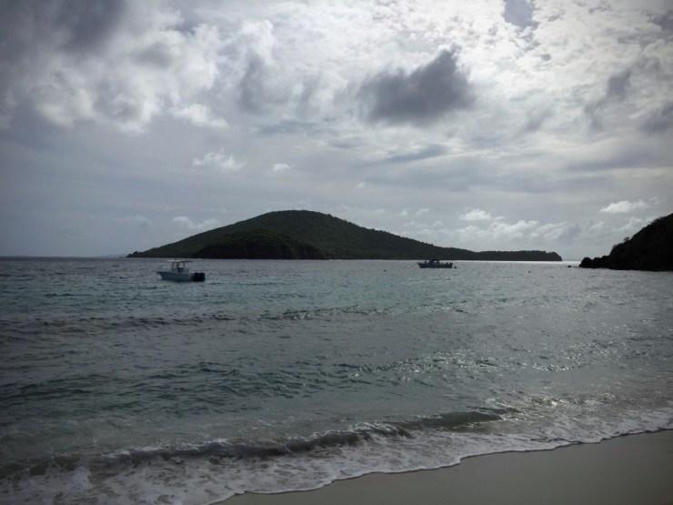 Flamenco Beach at Culebra Island