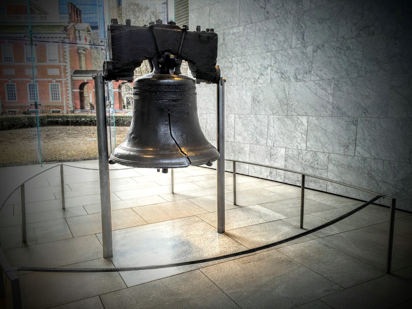 Liberty Bell, Philadephia