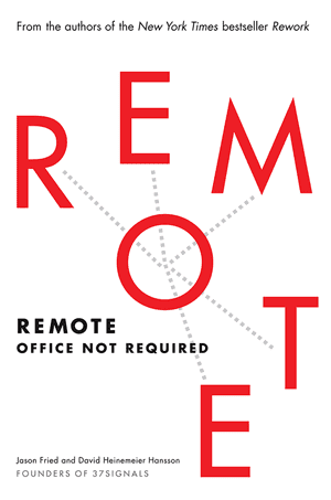 Remote - office not required