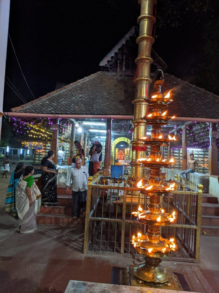 Mullakkal Raja Rajeswari Temple