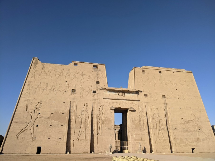 Temple of Horus (Son of Isis)