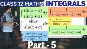 Integrals Lecture 1 Part 5