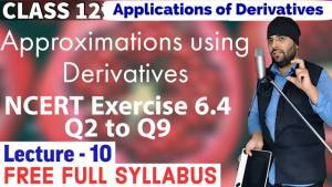 6. Application Of Derivatives 9