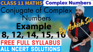 Complex Numbers Lecture 3