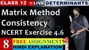 Determinants Lecture 8