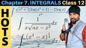 Integrals Class 12 Maths Lecture 5 1