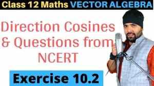 Vector Algebra Lecture 3 640 x 360