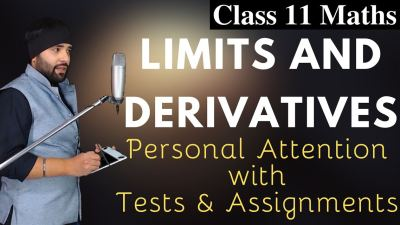 Limits and Derivatives Thumbnail PNG