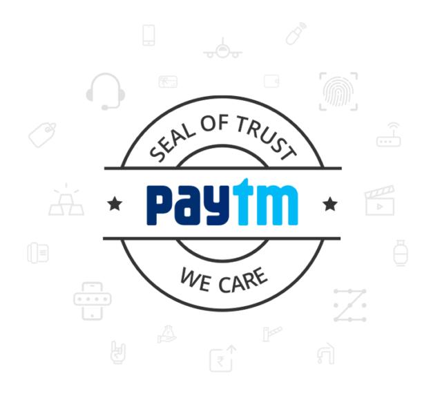paytm trust
