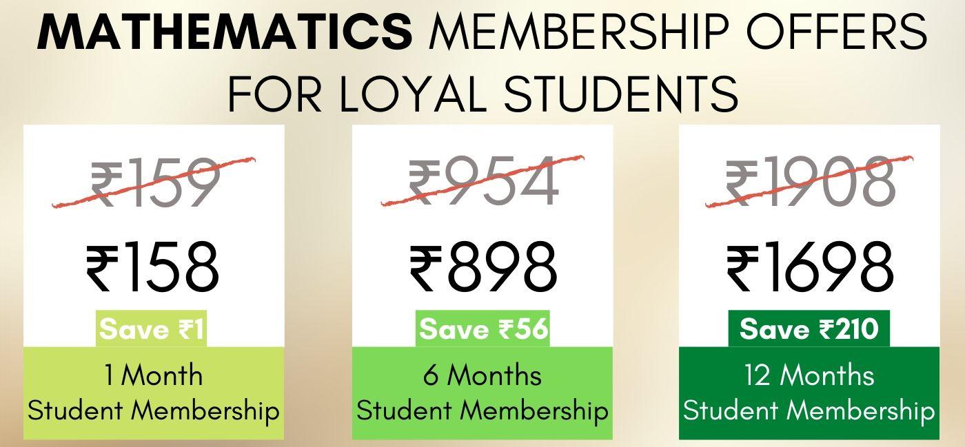 membership offers v4