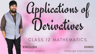 Applications of Derivatives Course 1200px