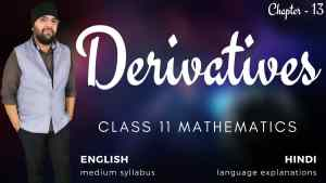 Derivatives Class 11 Maths Course 1200px