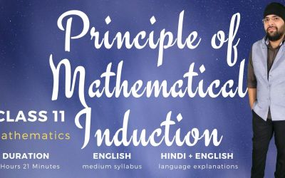 Ch04. Principle of Mathematical Induction