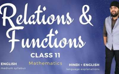 Ch02. Relations and Functions-30D