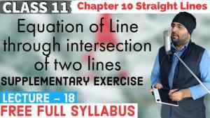 10. Straight Lines 18