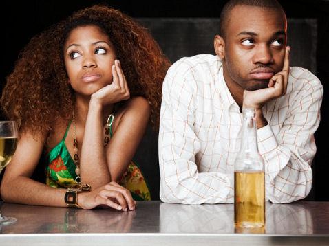 Couple After An Argument