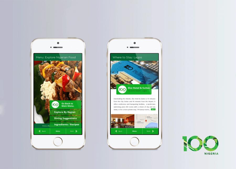 Nigeria at 100 app 3