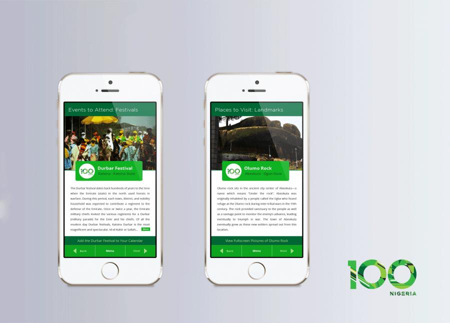 Nigeria at 100 app 4