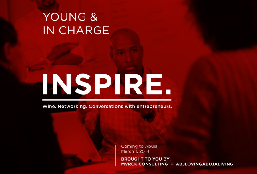 Young & In Charge: Inspire