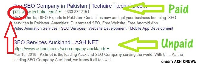 PPC Advertising - ASH KNOWS