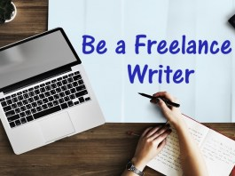 How to Be a Freelance Writer - ASH KNOWS