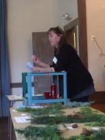 Barbara Bauer: AGC Tresurer