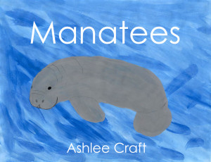 Manatees (Wonderful Wildlife, Book 1) by Ashlee Craft - Cover