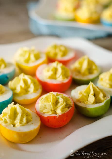 dyed-spicy-deviled-egg-recipe