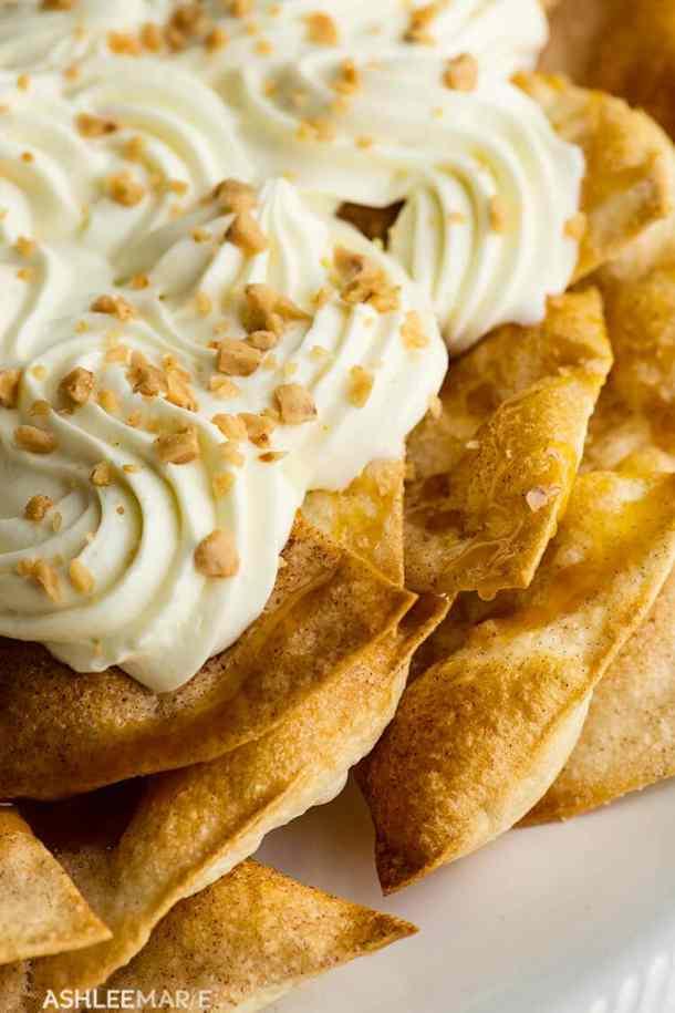 cheesecake nacho recipe and video