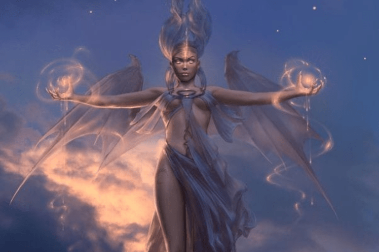 Building a fictional religion in fantasy