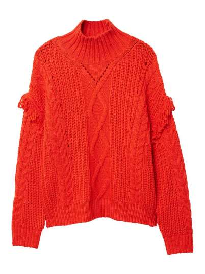 Mango Red Jumper