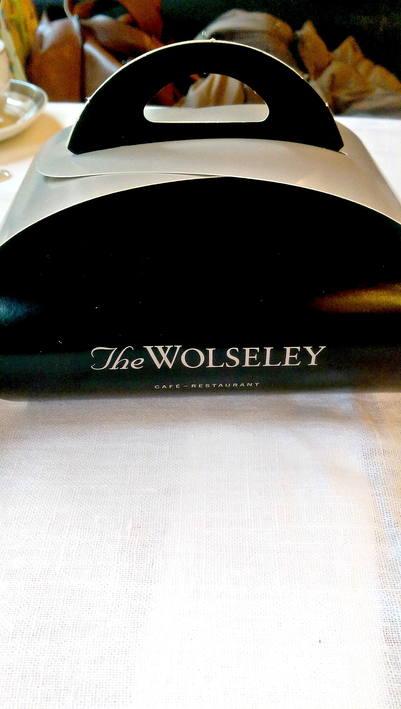 The Wolseley bag