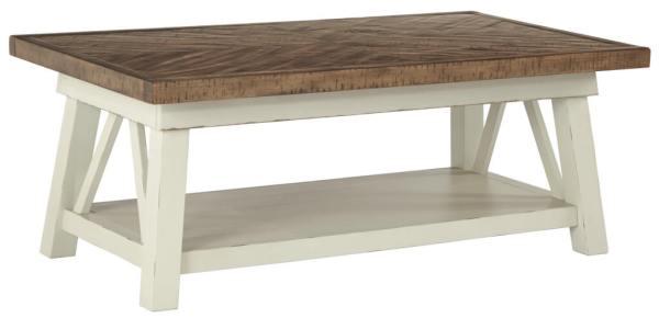 西海岸スタイルのリビングテーブル