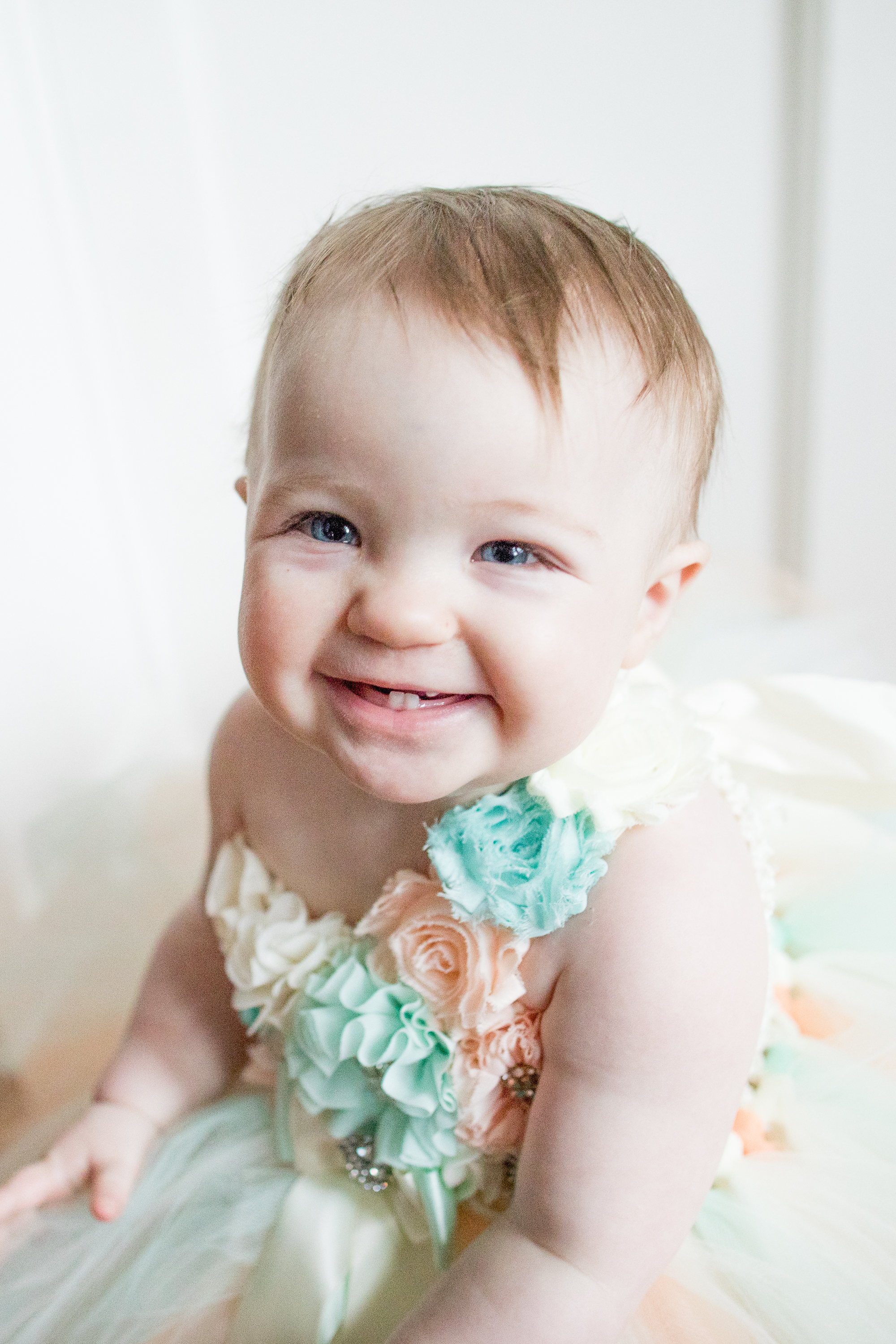 Harper Guidry 1st Birthday | Ashley Landry Photography-106