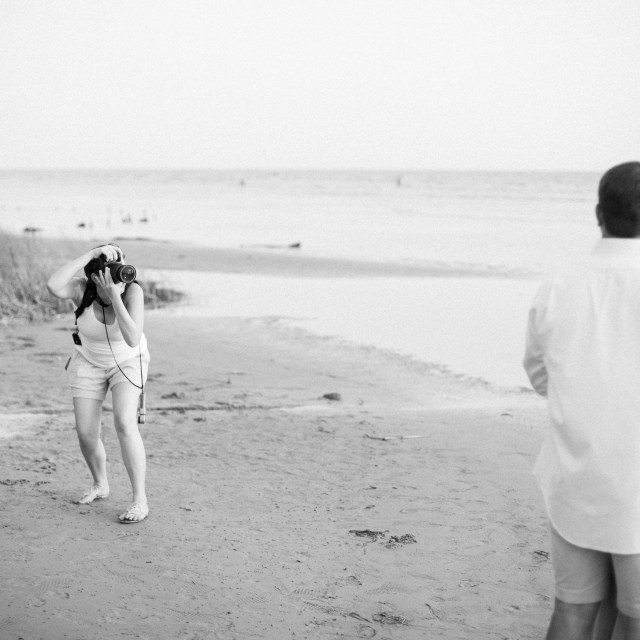 Behind the Scenes of the Fontainebleau Maternity Session