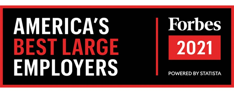 Ashley Furniture Industries Named One of America's Best Large Employers 2021 by Forbes