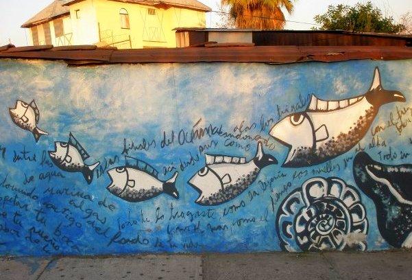 Street Art Santiago