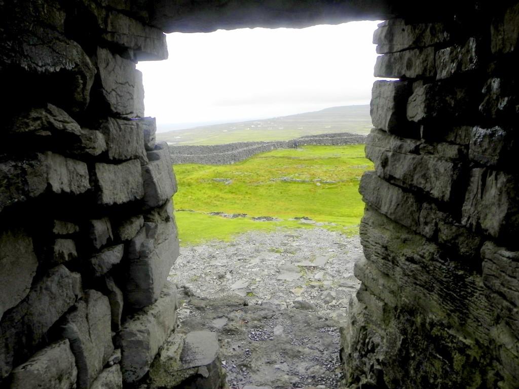 Dún Aonghasa. Aran Islands, Ireland