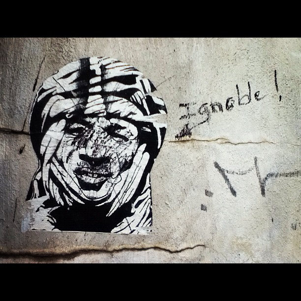 Saint-Germain-en-Laye Street Art