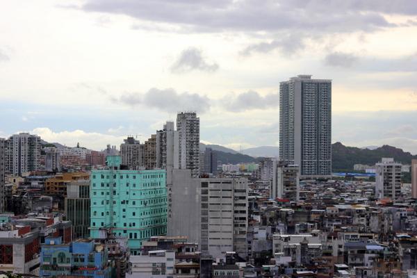 Macau Architecture