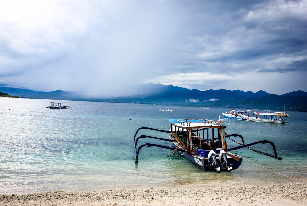Tiny Paradise: A Week on Gili Trawangan