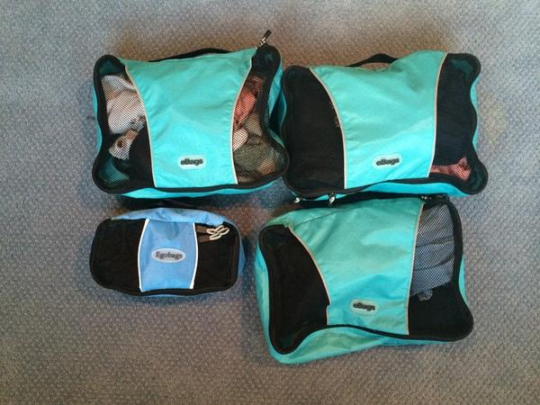 Packing Around the World Trip