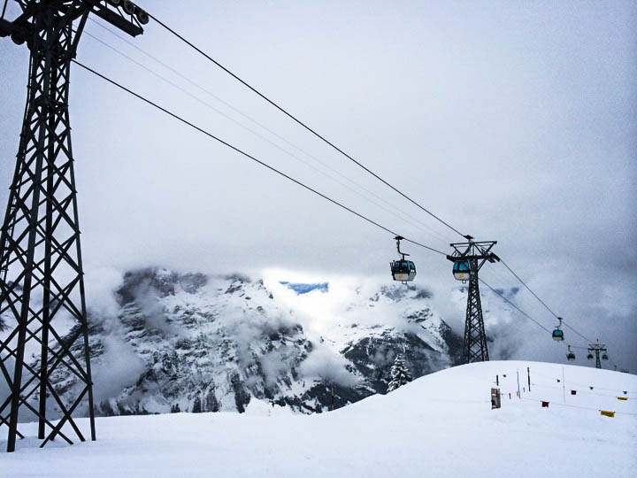 How much does skiing in Switzerland cost? A full budget breakdown.