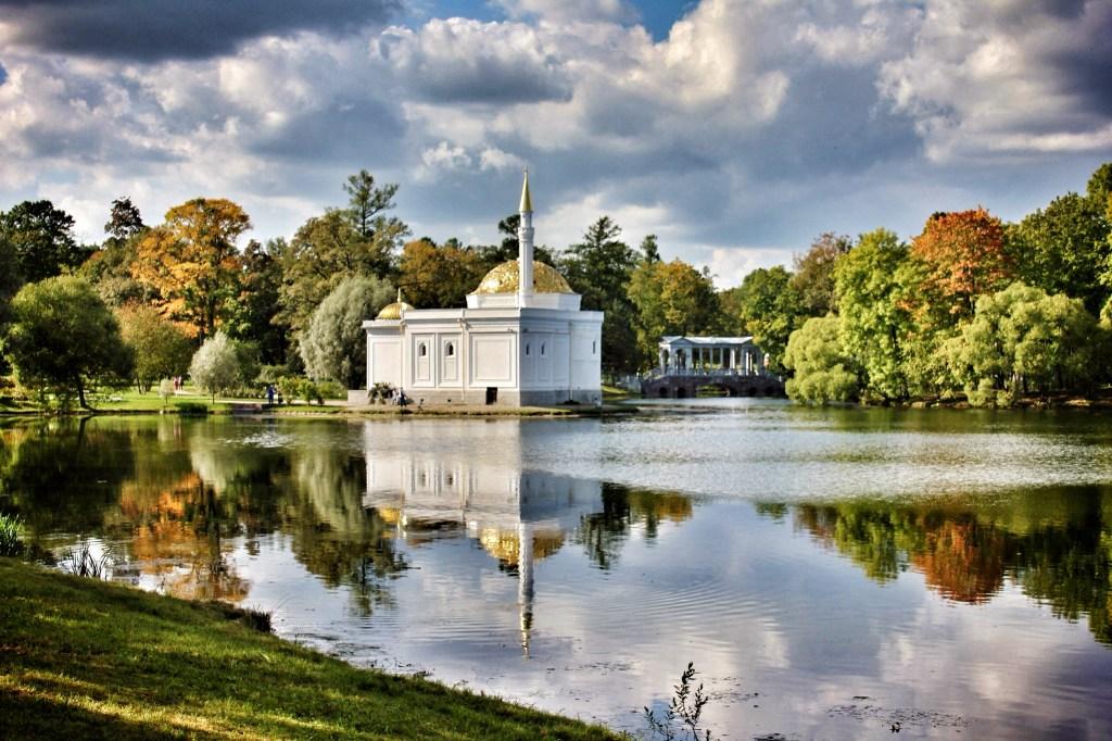 Summer, Pushkin, Petersburg
