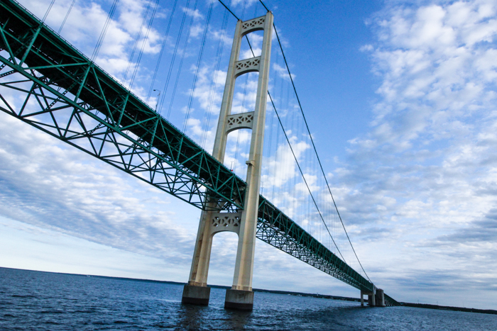The Magnificent Mackinac Bridge