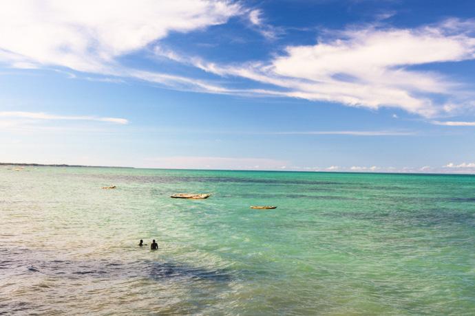 Jambiani Beach, Zanzibar
