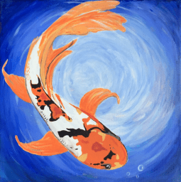 Samurai Swimmer